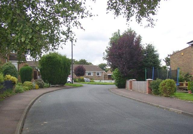 Foxcroft Drive, Rastrick