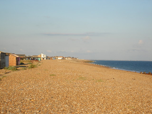 Hayling Beach