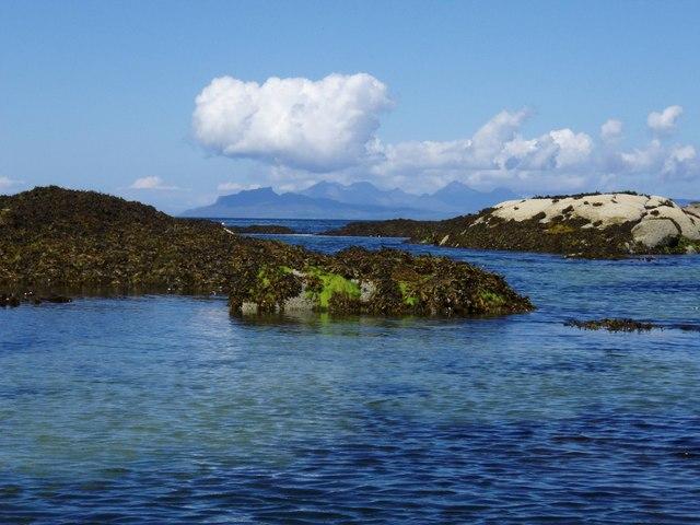 Low tide at Ardtoe