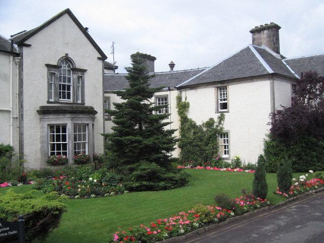 Keavil House Hotel, Crossford
