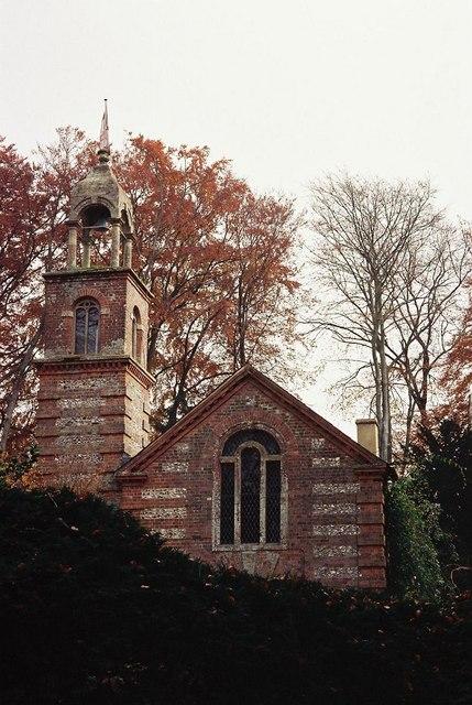 Boveridge: former church of St. Aldhelm