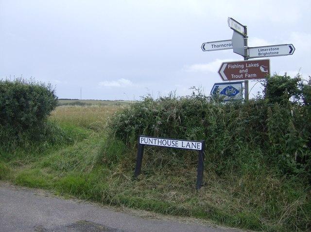 Punthouse Lane