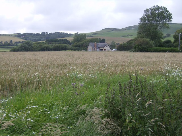 Across the fields to Limerstone