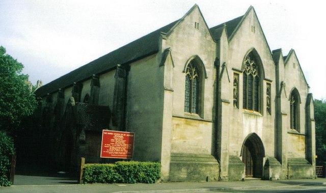 Branksome: parish church of St. Aldhelm