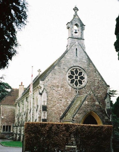 Branksome: parish church of All Saints