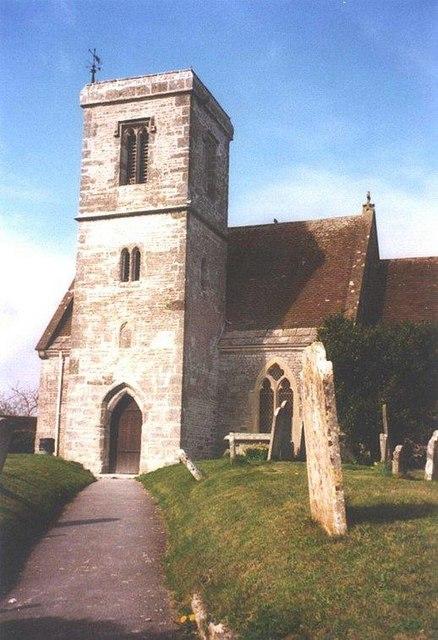 Broadmayne: parish church of St. Martin