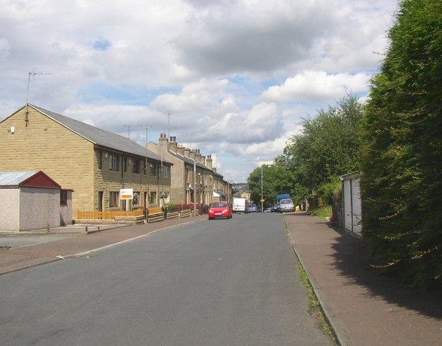 Castlefields Drive, Rastrick