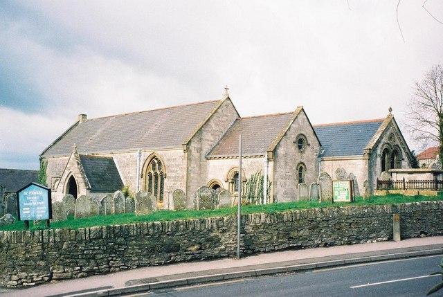 Broadwey: parish church of St. Nicholas