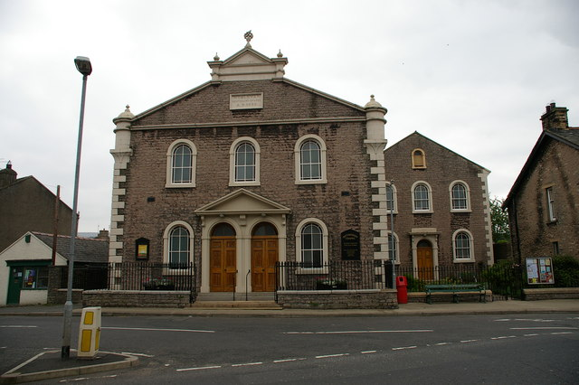 Methodist Church, Kirkby Stephen