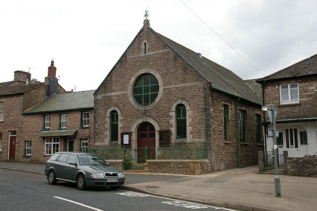 Upper Eden Baptist Church, Kirkby Stephen