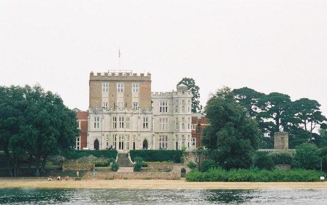 Brownsea: Branksea Castle