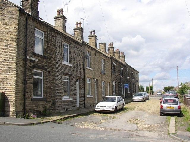 Castle Terrace, Rastrick