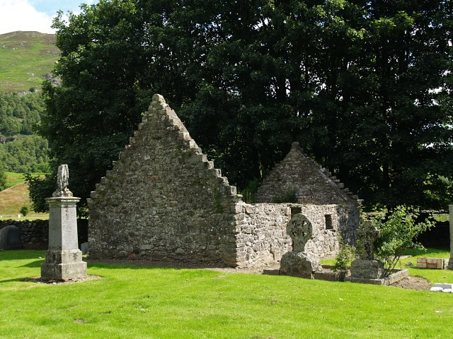 Ruined Chapel, Wester Dundurn