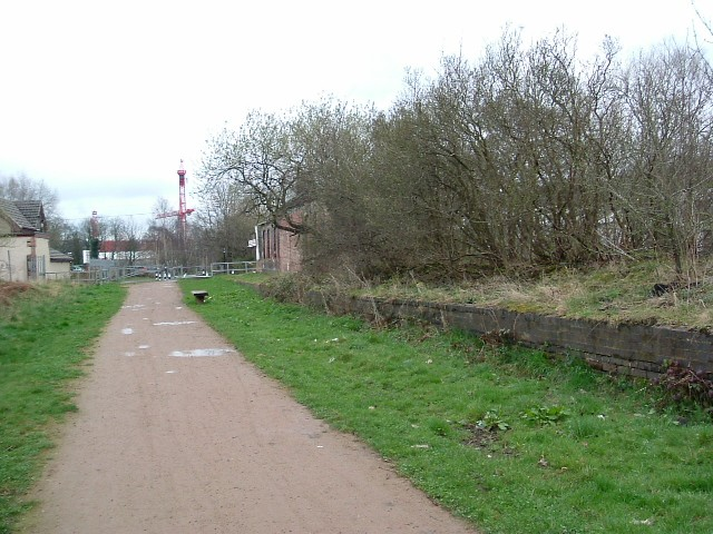 The closed Grange Lane GCR station at Ecclesfield