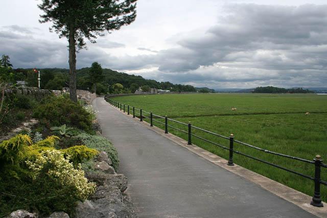 The Promenade, Grange-over-Sands