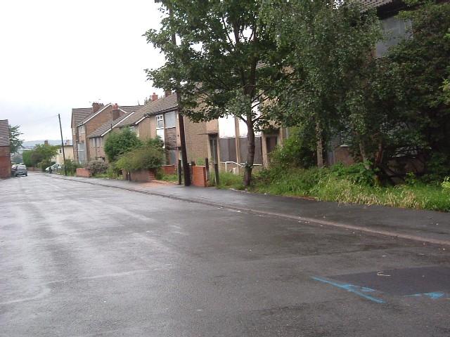 Kirby Street, Mexborough