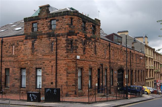 The Haldane Building