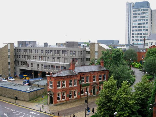 Oldham Police Station
