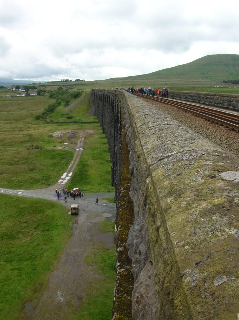 Ribblehead from the north end