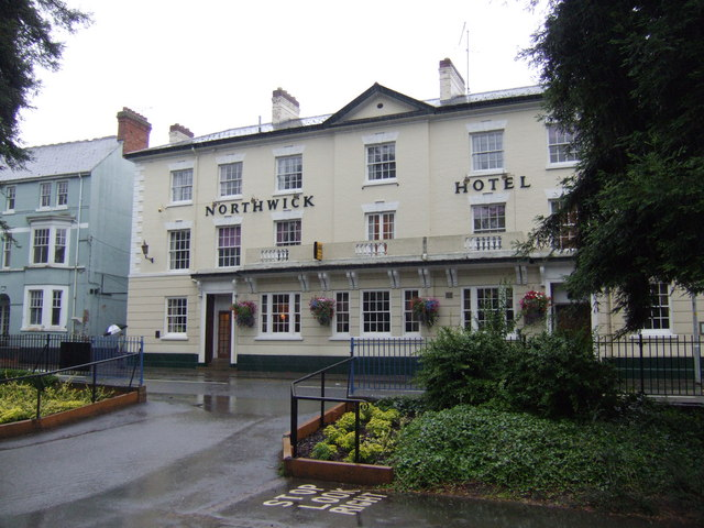 Northwick Hotel, Waterside, Evesham