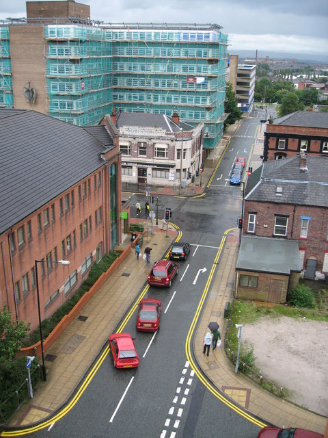 Peter Street  Oldham