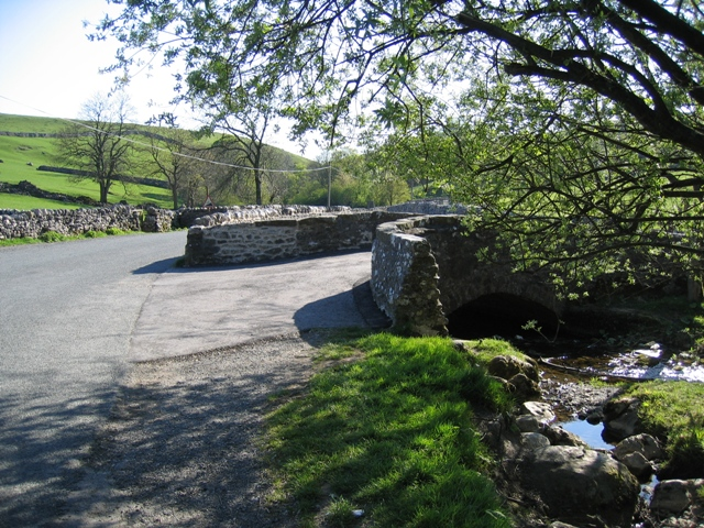 Old Gordale Bridge