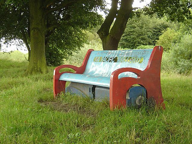 Mallard bench