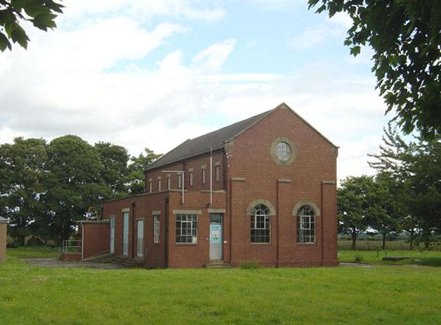 Highfield Lane borehole pumping station