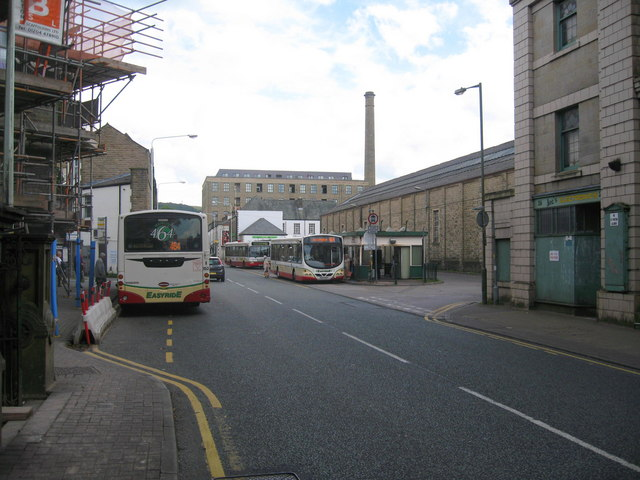 Rawtenstall Bus Station