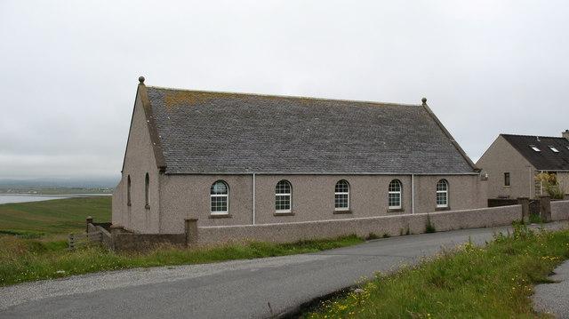 Church at An Cnoc [Knock]