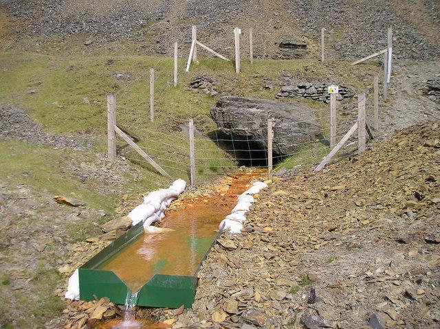Pugh's Adit, Lead Mine