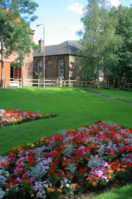 Zion United Reformed Church Hall Viewed From the Applegarth