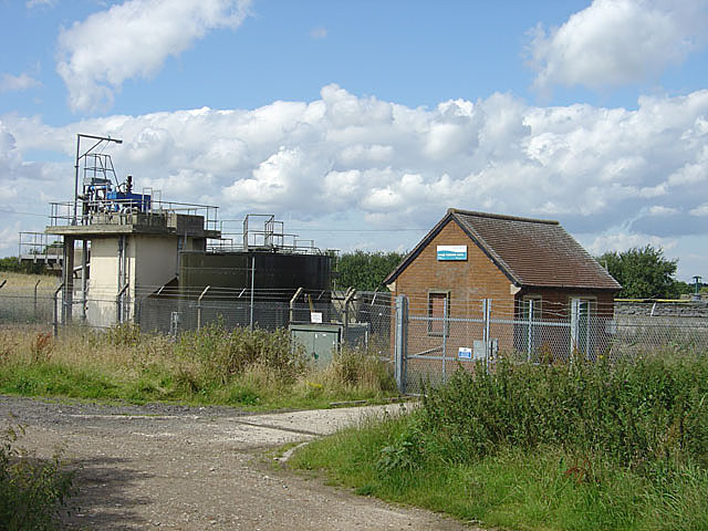 Finningley Sewage Works