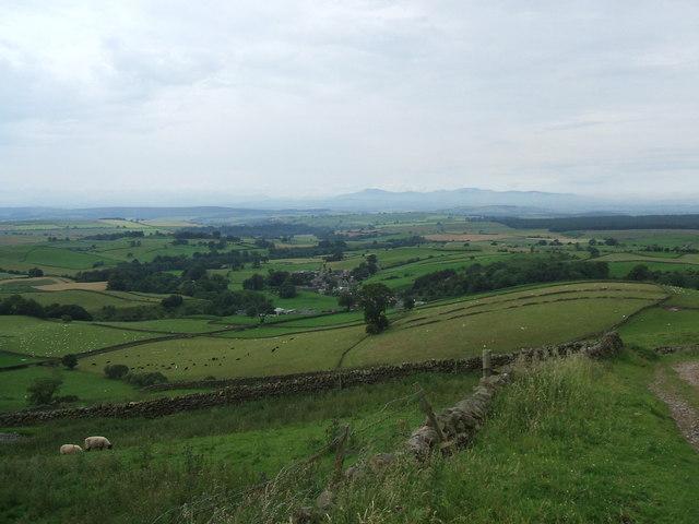 A broad view of Croglin