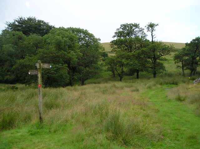 Footpath to Fell End