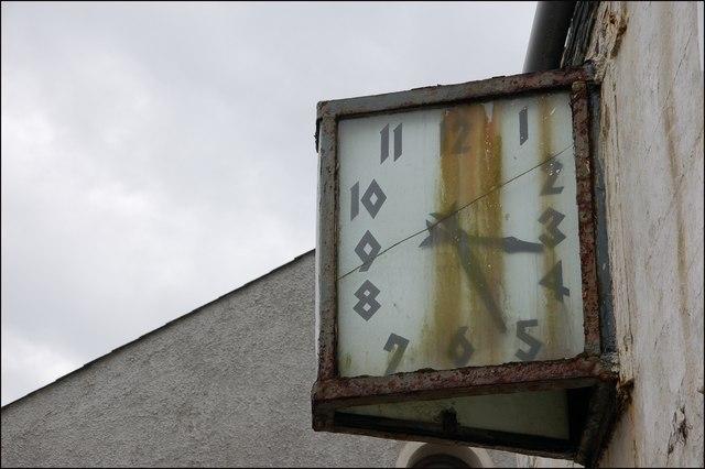 Clock, Ardglass