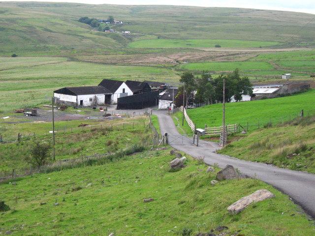 Waun-Tysswg Farm