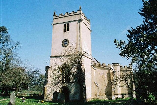Buckland Newton: parish church of the Holy Rood