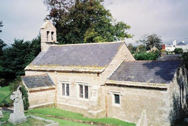 Buckland Ripers: parish church of St. Nicholas
