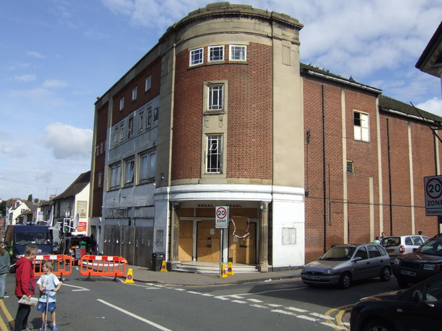 Regal Cinema, Port Street, Evesham