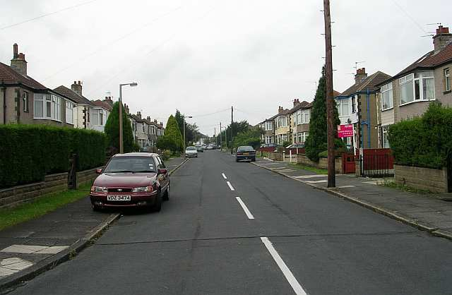 Ederoyd Avenue