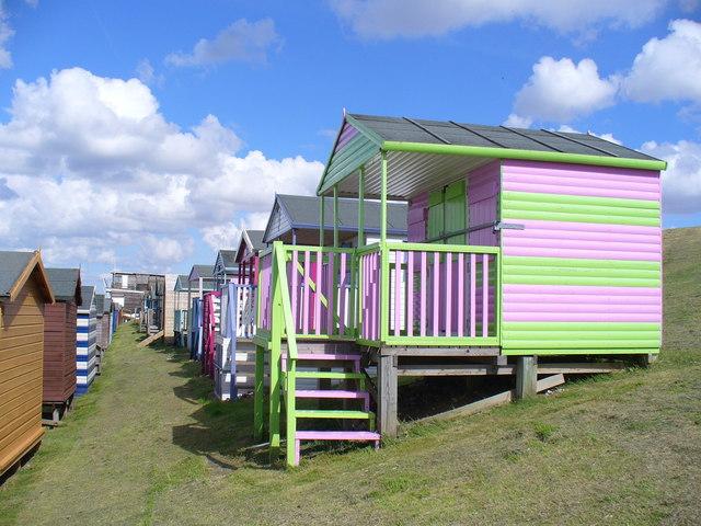 Beach Huts Alley
