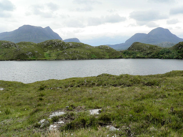 Loch Buine Moire
