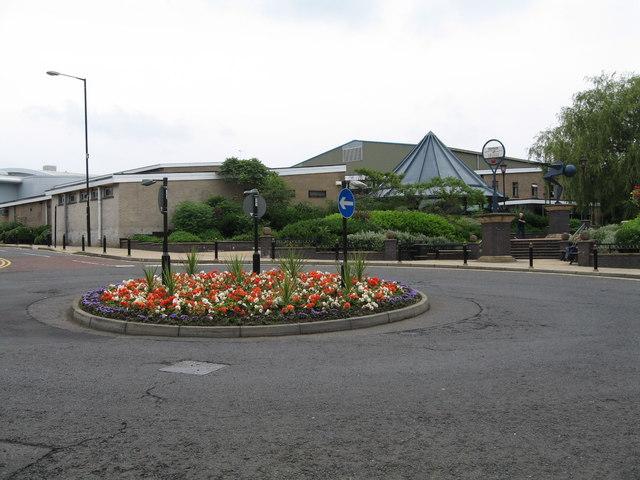 Leisure Centre. Spennymoor.