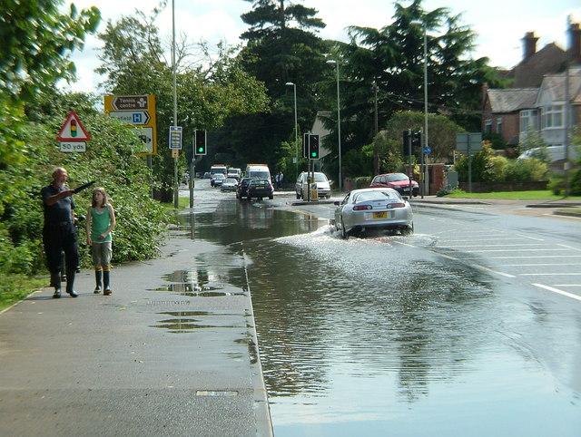 Tewkesbury Road (A38)