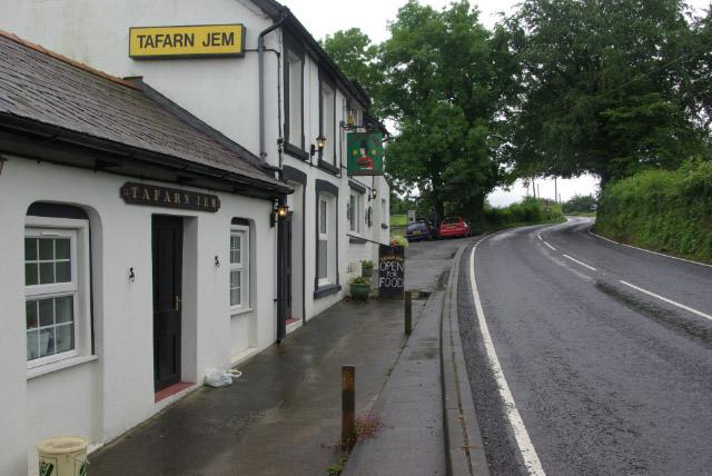 Tafarn Jem, Cwmann