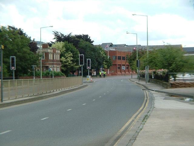 The Quay (A4301)