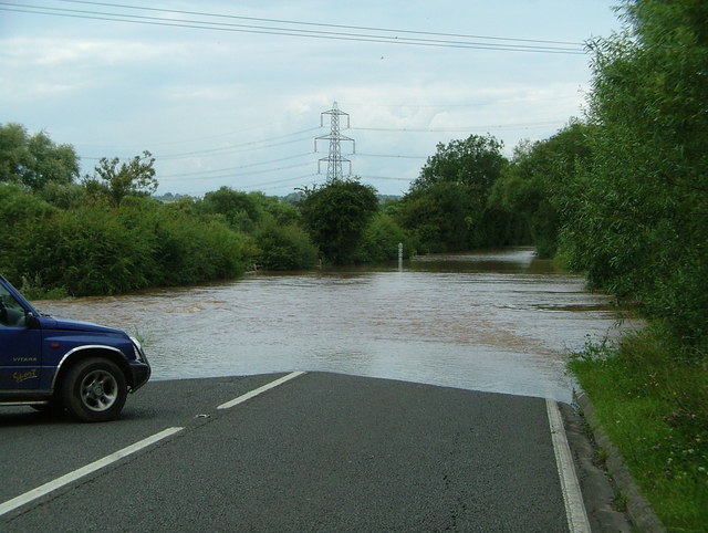 A417 towards Ledbury