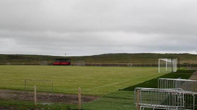 Point FC ground.