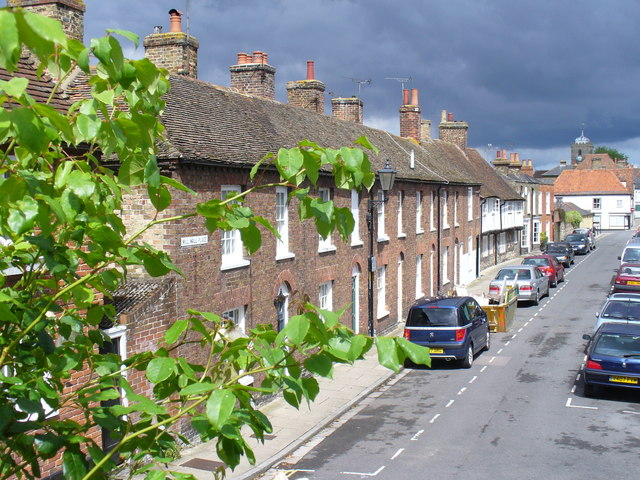 Mill Wall Place, Sandwich